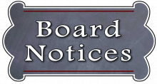 board notices