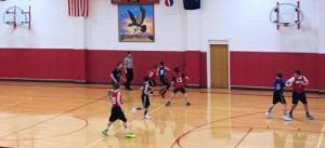 Junior High Boys Basketball