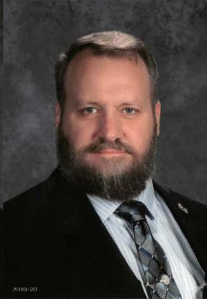 Dr. J Lail, Superintendent