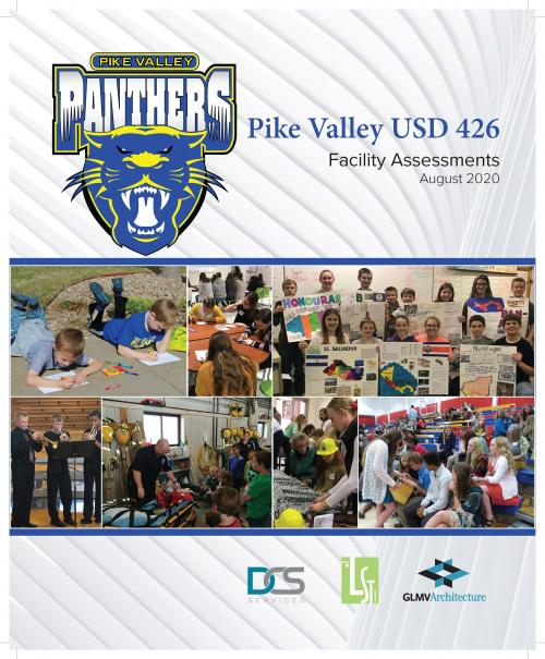 Booklet Cover of Facilities Assessment