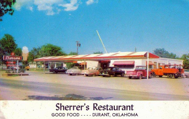 An Image showing Sherrer's Restaurant