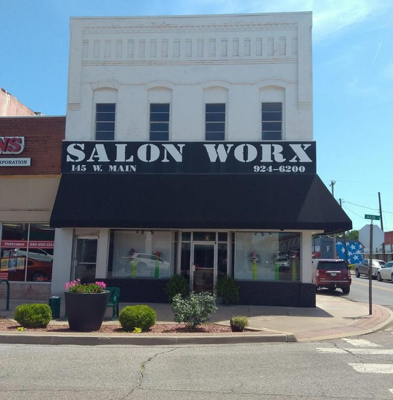 An Image showing Salon Worx