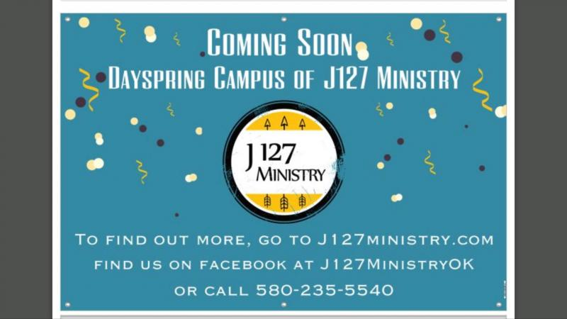 An Image showing J127 Ministry