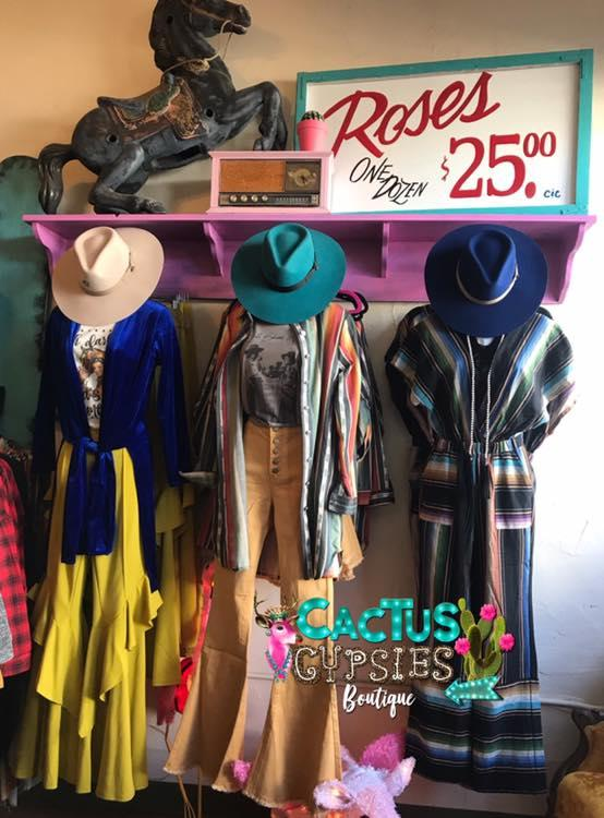 An Image showing Cactus Gypsies Boutique