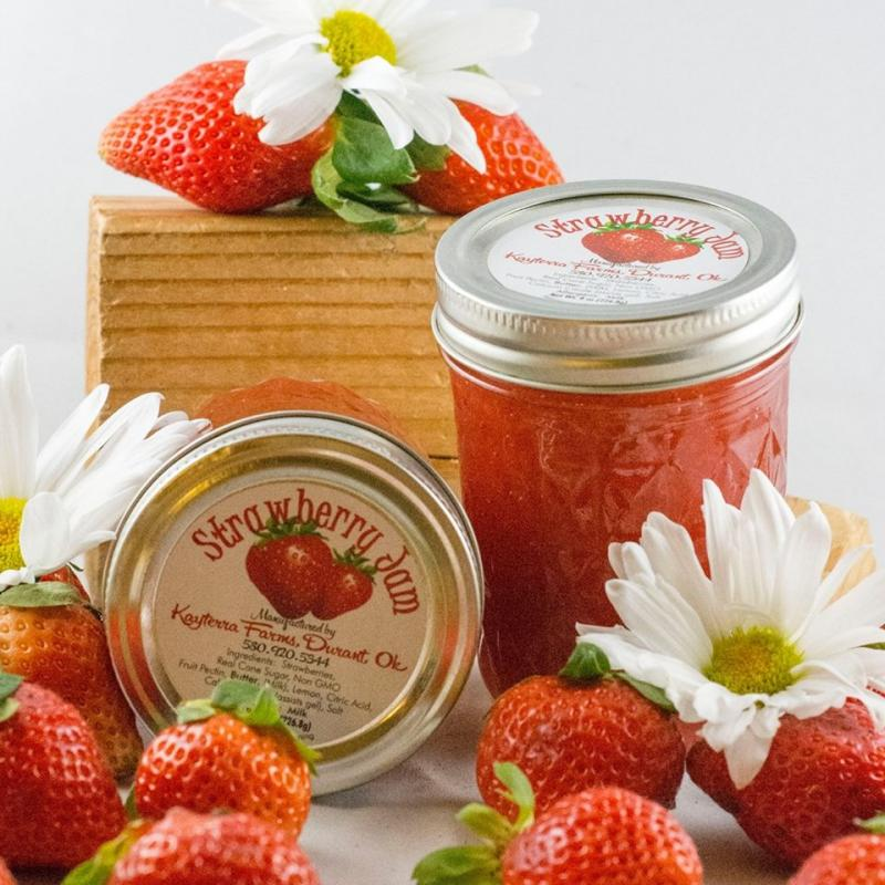 An Image showing Country Girl Jam by Kayterra Farms