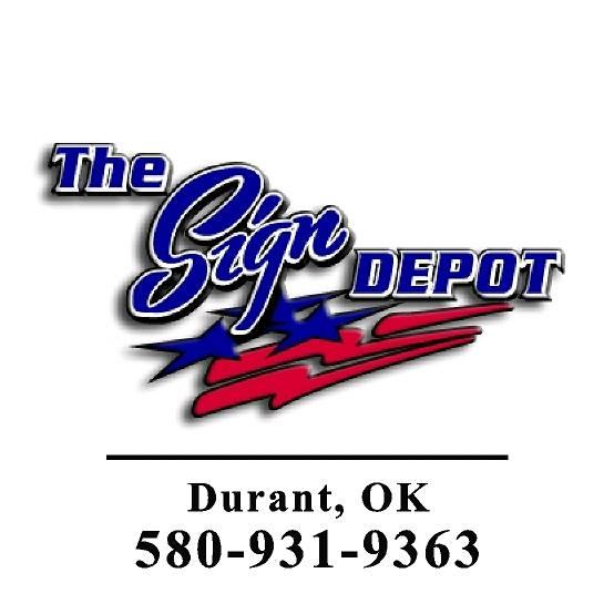 An Image showing The Sign Depot LLC