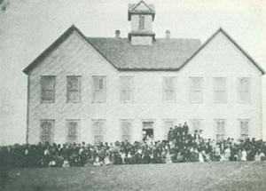 Roff School 1901