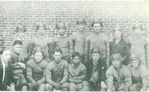 1924 Class A Football