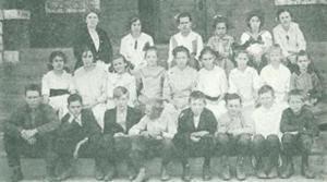 7th grade 1915