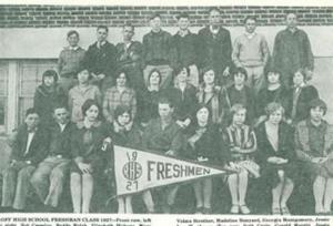 Freshman 1927