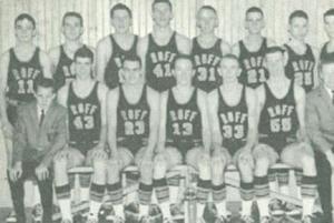 Basketball State Champions 1968