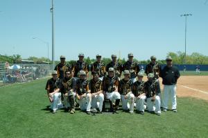 Class A Spring Baseball State Runner-Up 2014