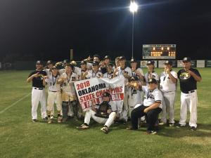 2018 Fall Class B State Champs