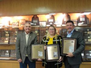 Individual Inductees:  Melvin, Kathy, Wid