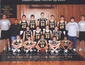 2004 State Runner Up