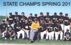 2011 Spring State Champs
