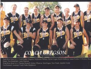 2004 Slow Pitch State Runner Up