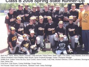 2008 State Champs