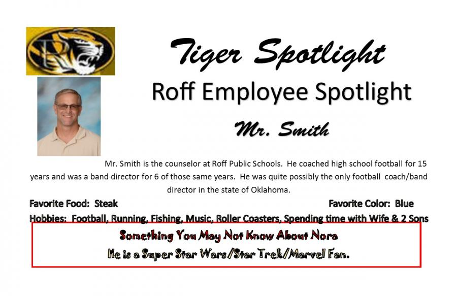 Todd SMith employee spotlight