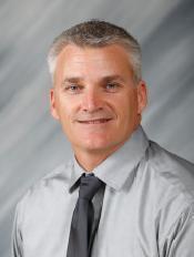 Vice Principal Brian Gunderson