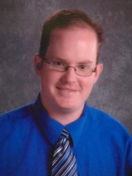 Principal Kenneth Dietz
