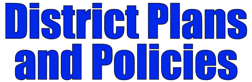 District Plans and Policies