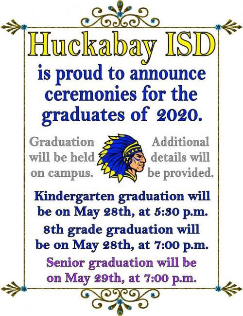Graduation is a Go!