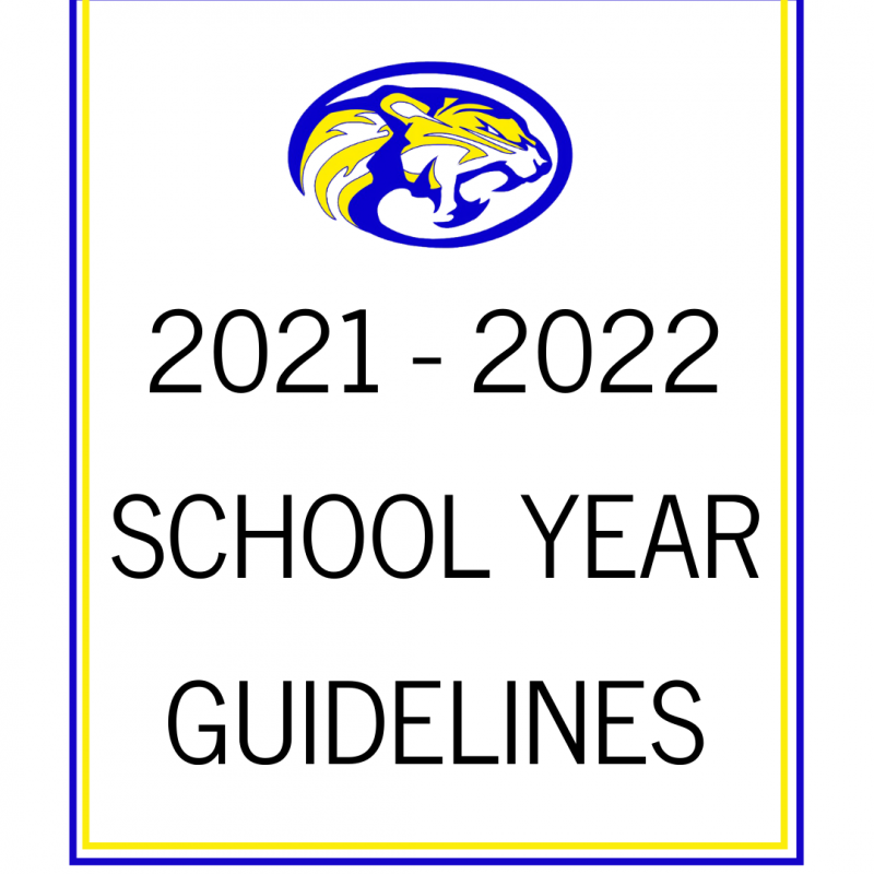 21-22 School Year Guidelines