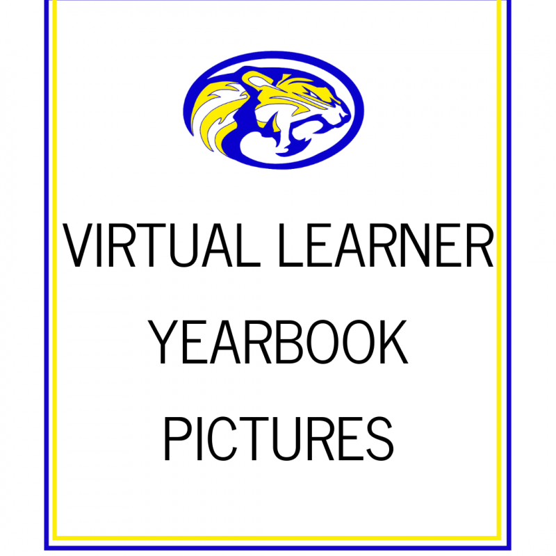 Virtual Learner Yearbook Pictures