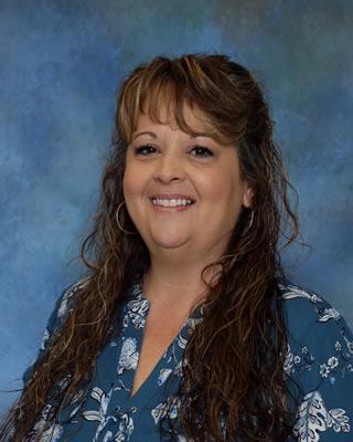Secretary Melissa Boren