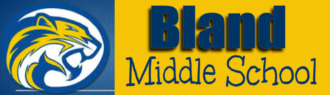 Bland Middle School Logo