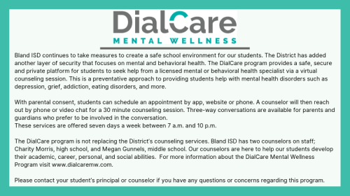 DialCare Flyer