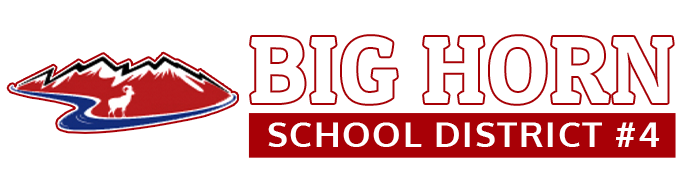 Big Horn School District #4 Logo