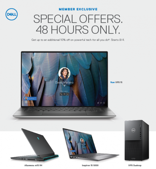 Dell Computer Special