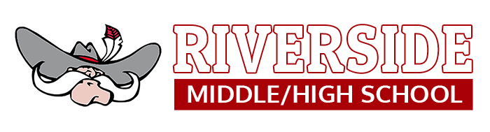 Riverside Middle School High School Logo