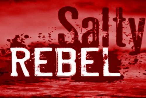 Salty Rebel Logo