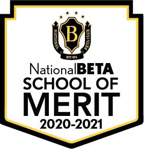 KHS is a National Beta School of Merit