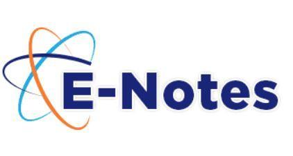 E-Notes Logo