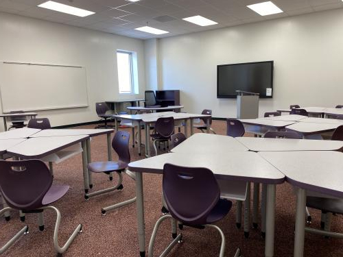 New Elementary Classroom