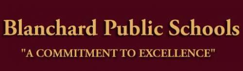 Blanchard Public Schools Logo