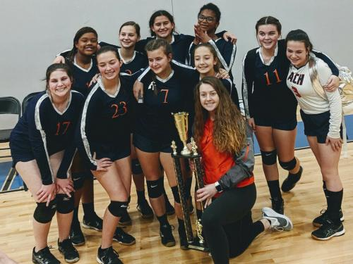 ACH Varsity Volleyball 2019