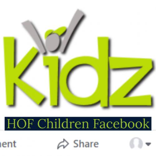 HOF Children Facebook Logo