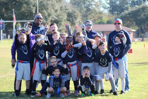 ACE Flag Football Team