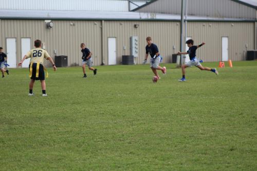 ACE Flag Football Game