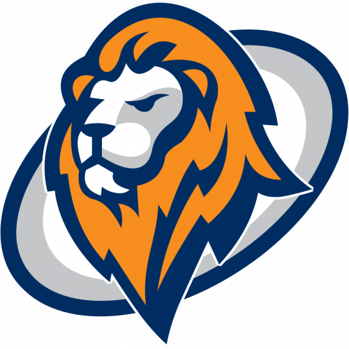 Ascension Christian School logo. (Lion head and the words...Ascension Christian)