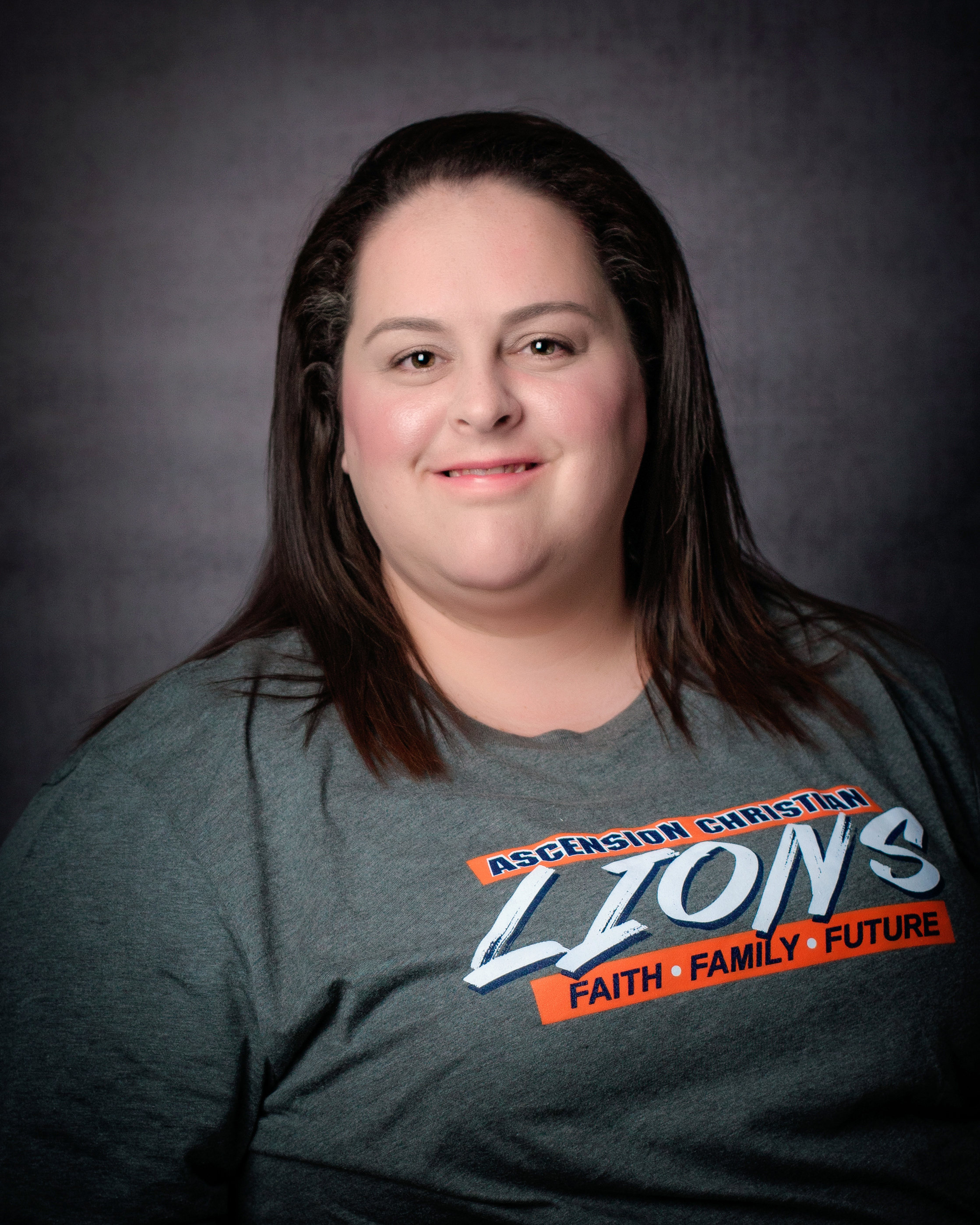 Sarah Starnes, Food Services Manager, ANSI Certified Manager