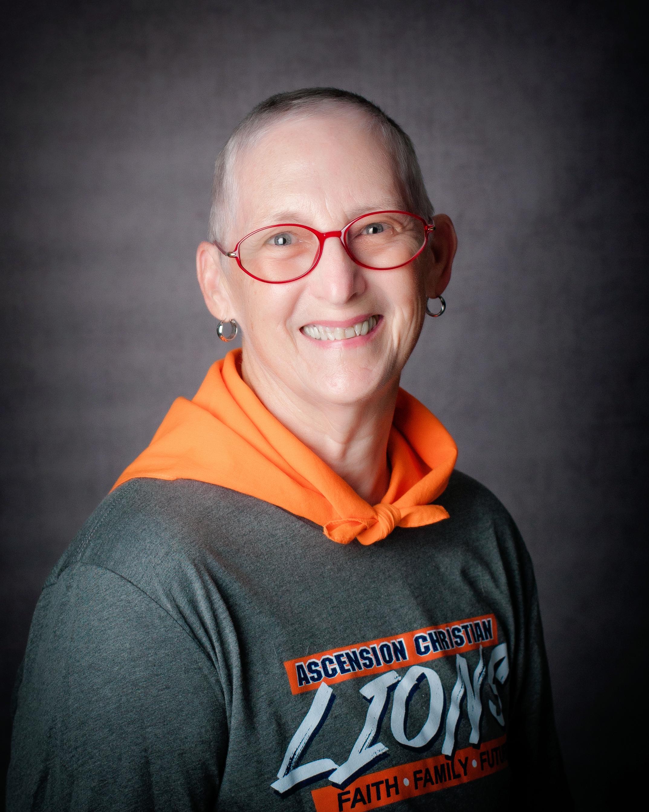 Carol Vaughn,      Academic Dean