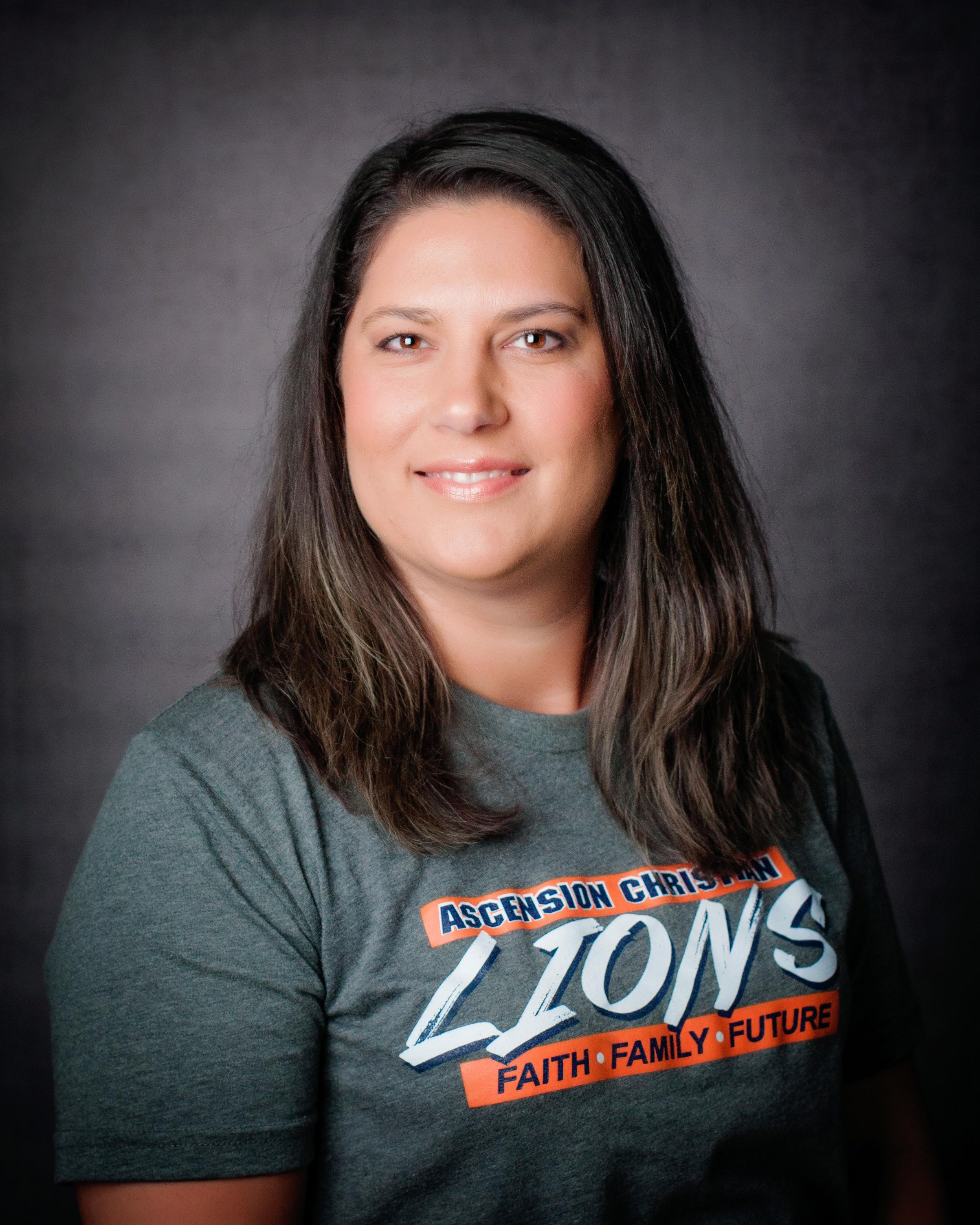 Hannah Morales, Food Services Coordinator