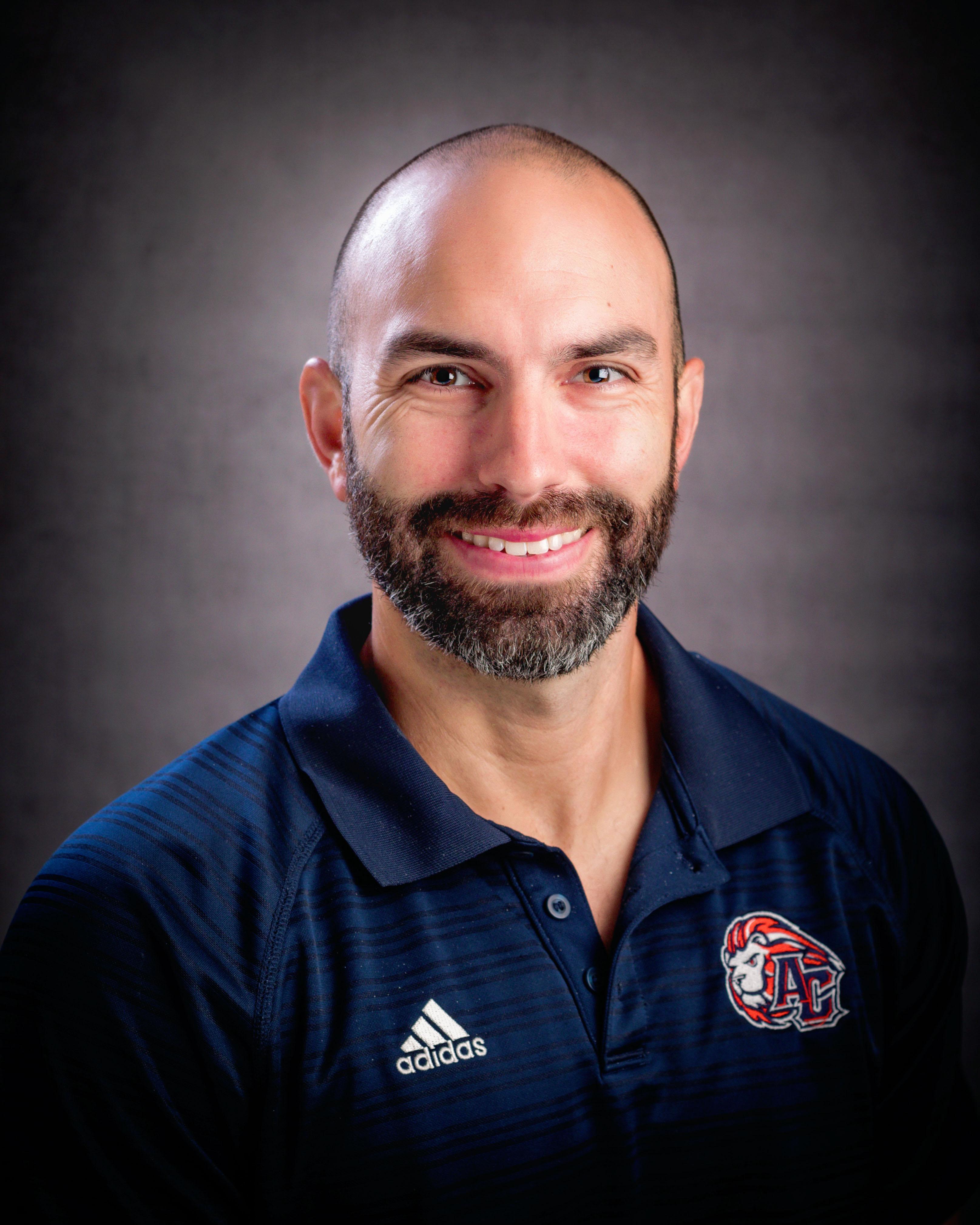 Josh Puyear, Athletic Director