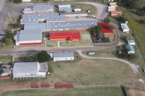Aerial Photo of Empire Public Schools